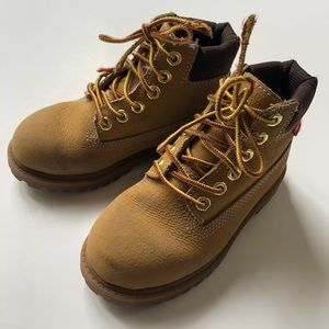 Boys Timberland Helcor boots